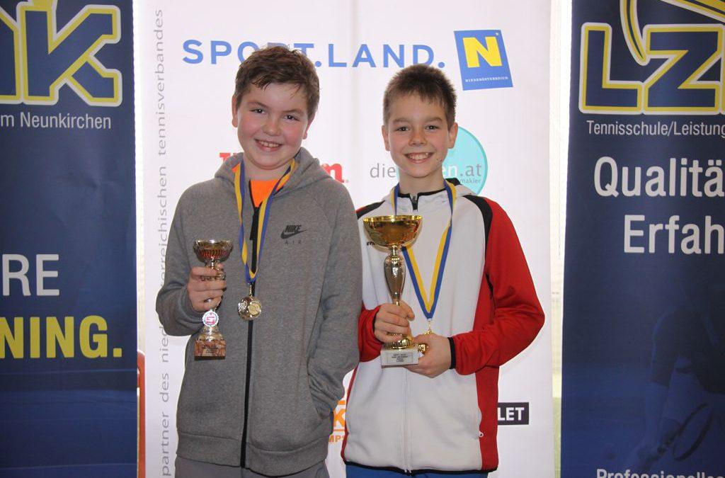 Kids Landesmeisterschaften 12.-14.1.2018