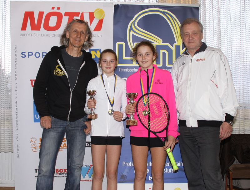 NÖTV-Jugend-Titelkämpfe im LZNK