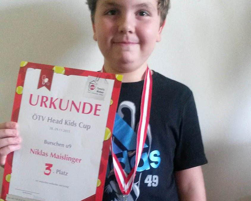 Bronze für Niki