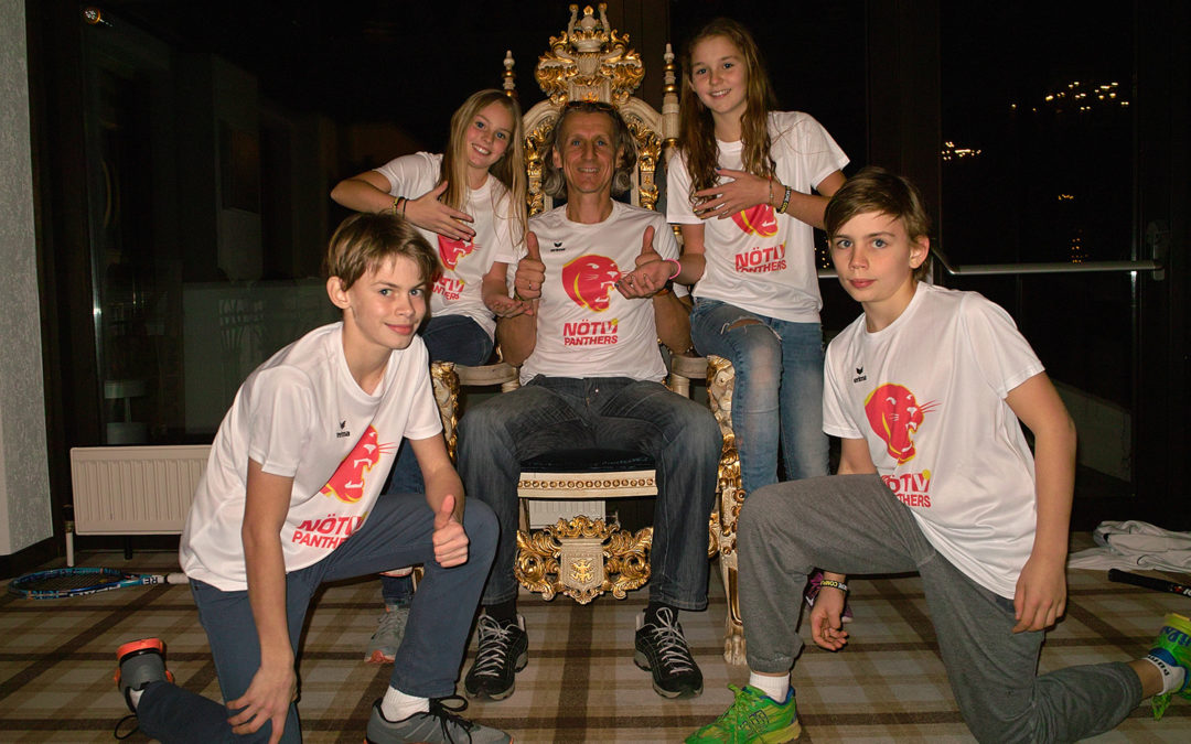 NÖTV besteigt den Thron beim U12 Teamcup
