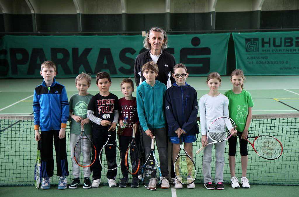 Osterturnier der Tennisschule