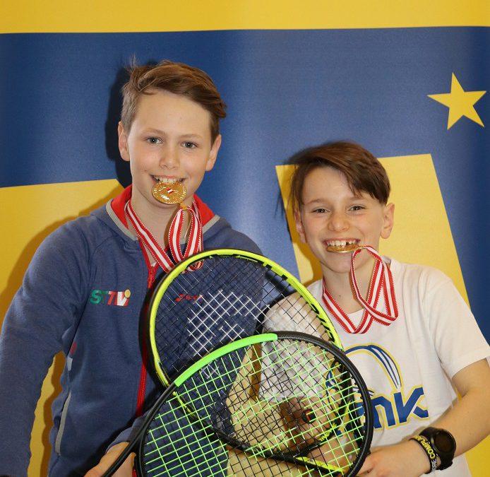 Doppel Staatsmeistertitel für Harti und Timo