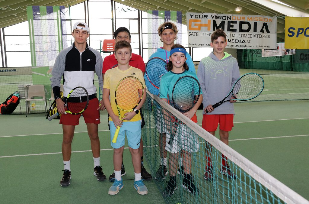 NÖTV Jugend Hallen Landesmeisterschaften 2020 im LZNK